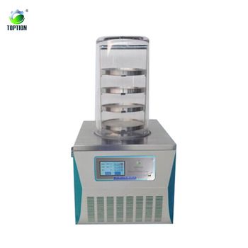 Toption small amount production vacuum freeze dryer machine TOPT-10A