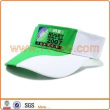 Hot selling adult lighted golf visor cap