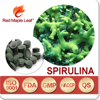 Health Food Dietary Supplement Weight Loss Pills Spirulina Tablets