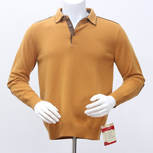 factory 100% cashmere fabric pullover wholesale men cashmere sweater