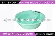 plastic injection mold for washtub