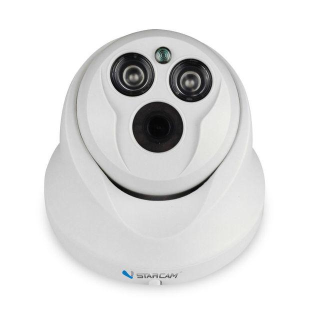 Trade Assurance Supplier H.264 cctv camera system home dome camera