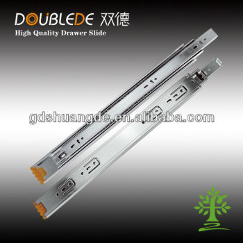 3-fold ball bearing drawer slide/drawer channe/linstalling drawer slides