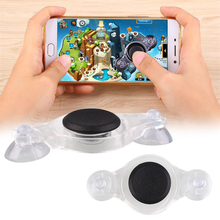 2017 Hot Sale Game Mobile Phone Joystick, Touch Screen Mobile Joy Sticks for Smartphone, Game Handle/Controller