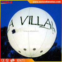 Giant Inflatable Hot Air Balloon / Commerical Model Inflatable Advertising Helium Balloon