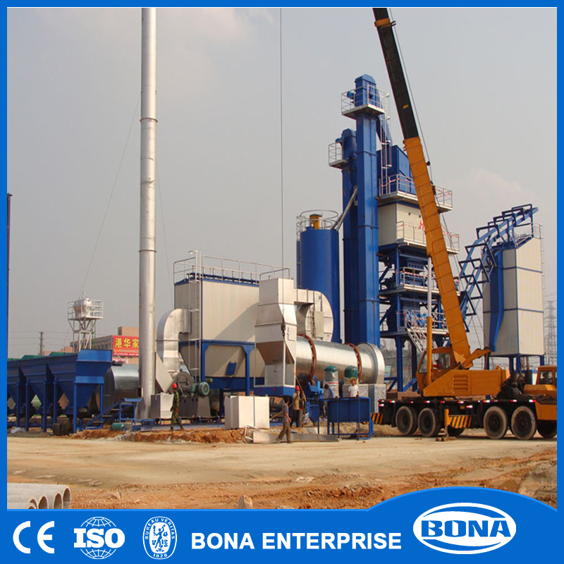 High demend low supply asphalt mixers 160t asphalt recycled mixing plants