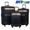 Hot sale cheap baigou beautiful eva travel trolley luggage bag / sky travel luggage bag