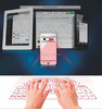 China manufacturer supply Laser virtual keyboard for Iphone; Ipad and tablet