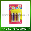 Nontoxic Body Painting Colorful Wax Crayon