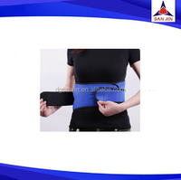 Breathable size xxl waist trainer belt