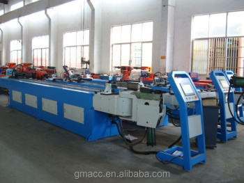auto single-head pipe /sheet/tube bender