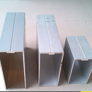 Factory directly export good quality aluminum curtain wall profile