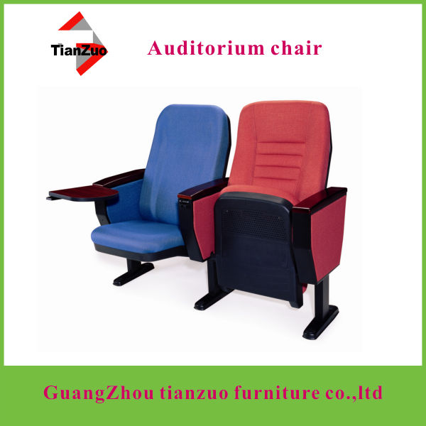 (auditorium chair factory)PP plastic school hall chairs for sale