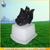 Haobo China italian granite monuments