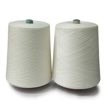80s spun fabric white combed cotton weaving yarn