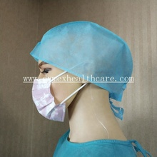 FDA safety protective single-use clinic face mask
