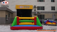 Jumping Fighting Inflatable Boxing Platform / Inflatable wrestling ring