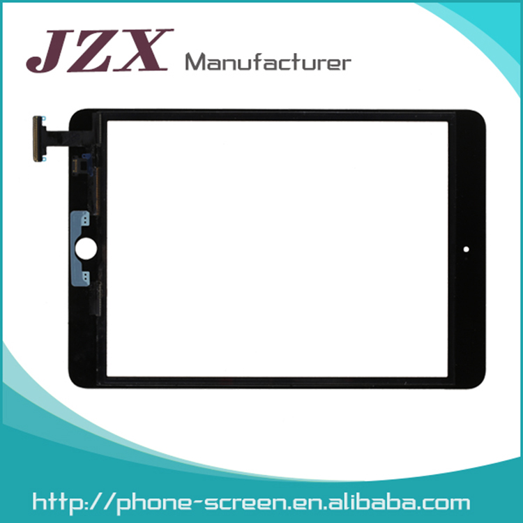 Factory price Newest 163 ppi pixel density touch panel with ic for ipad mini
