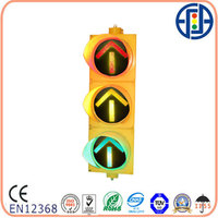 200mm High flux/high power RYG arrow Traffic Light