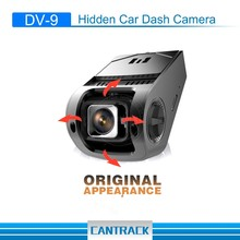 Shenzhen factory 1080p car black box 170 degree car camera system hidden camera detector with night vision