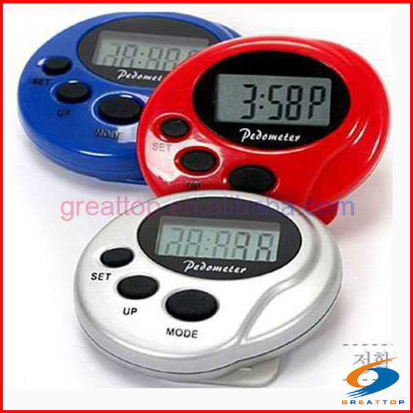 Wholesale China wrist watch pedometer for kids PDM-049