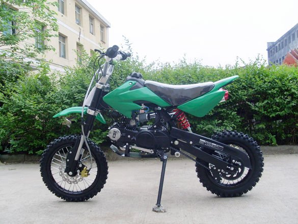 Chinese boots 110cc new model dirt bike
