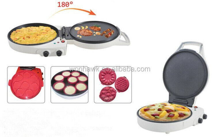 Electric pizza maker automatic as seen on tv