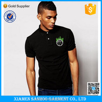 Custom Your Own Design Logo OEM 100 Cotton Polo Shirt