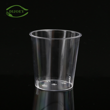 Direct factory 1oz 7oz 10oz 14oz wholesale clear transparent cheap plastic disposable juice cup
