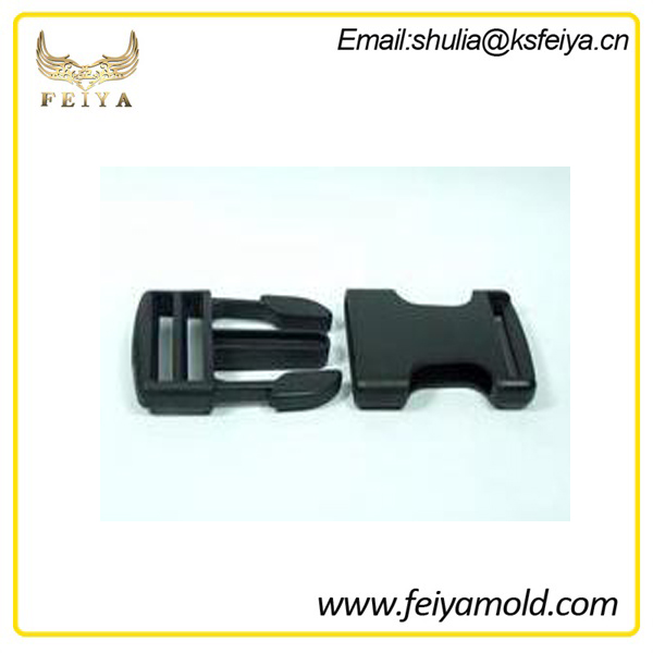 China supplier make spare parts car toyota plastic buckle injection mould