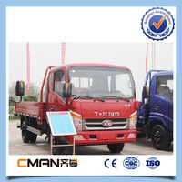 affordable price 4x2 china cargo truck