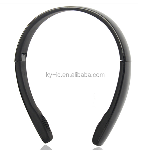 Wholesale CSR Chipest Bluetooth V4.0 Foldable Wireless Headset