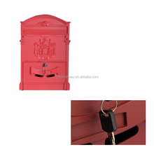 China supply stainless custom made powder coating apartment mailbox