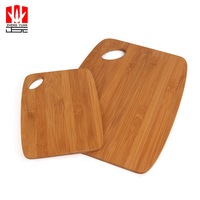 Small Piece Wooden Bamboo Cutting Board