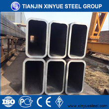 Q195, Q235, Q345, SS400, S235, S275, S355 cross-section square steel tube