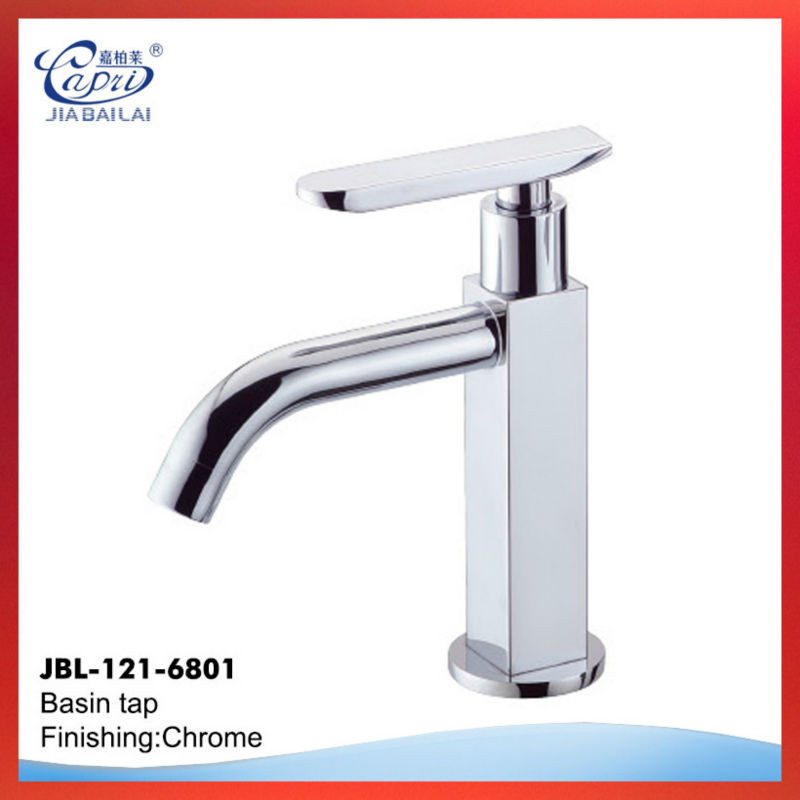 High quality brass chrome water saver faucet adapter