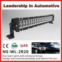 NSSC high power 20inch 10W/5W/3W CREE Chip off road led light bar, auto led light bar