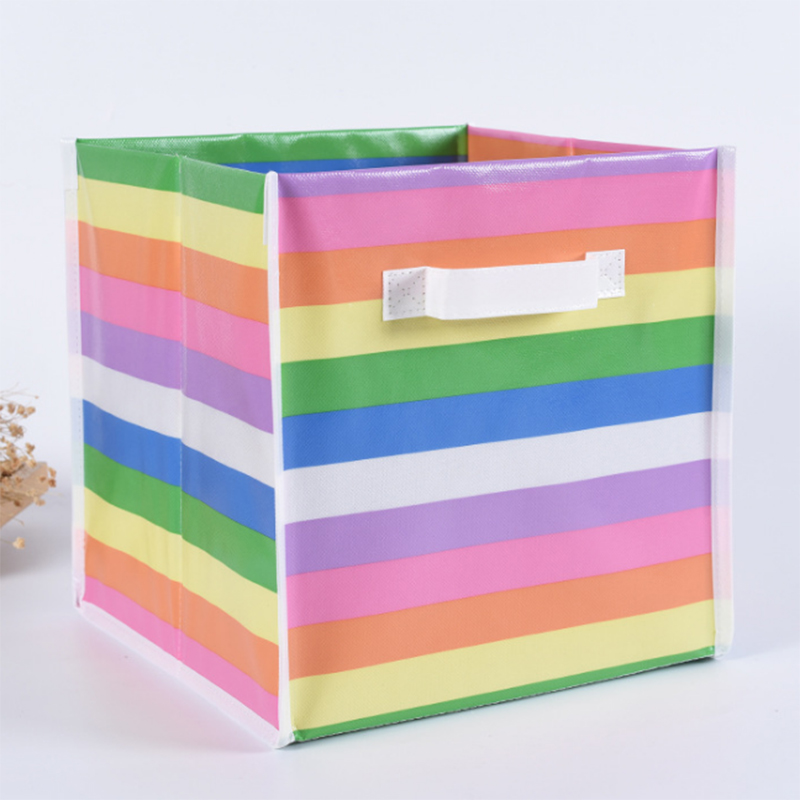 2019 Trendy Household Underwear Storage Tool Box Fokdable Storage Bin