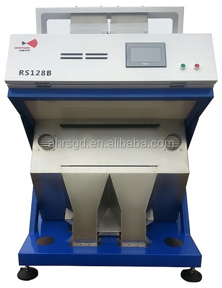 Color Sorter RS128B(C)D;Color Sorer Machines for grain optical sorter with High Accuracy and Low Price