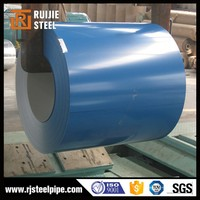 RAL color coated sheet, PPGI color code paint galvanized steel coil