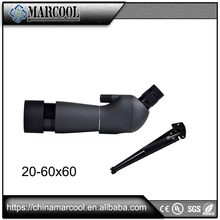Porro 20-60x60 Outdoor bird Viewing telescope astronomical monocular spotting scope