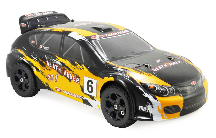 Flytec New Arrival SST 1993 4WD 1 / 9 Scale Brushless Motor RC Drift Racing Car RC Toy For Kids