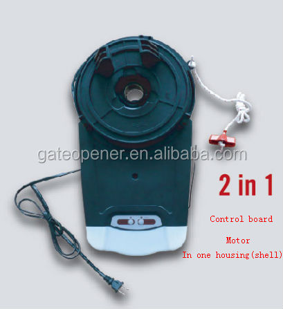 Electric Waterproof Motor for Roller Up Door Opener For Rolling Door
