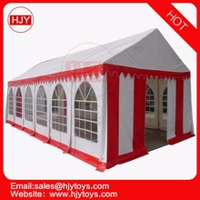 party tent 8X15 metter 26X49ft heavy PVC steel constraction PVC tent for event and party