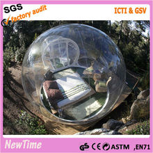 advertising inflatable bubble camping tent