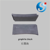 High quality carbon refractory graphite bricks