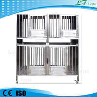 LTVC006 ISO hot sale veterinary cages