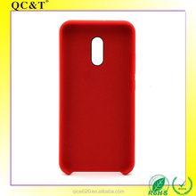 Factory Wholesale Fashion Liquid Silicone Mobile Phone Accessory Case for VIVO X PLAY 6