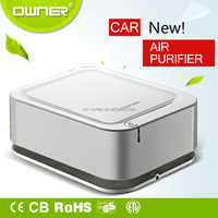 Cixi owner Ozone Generator Type and Electrical Power Source Ozone Car Air Purifier with electronic cigarette