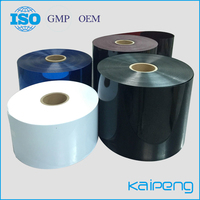 pharmaceutical pvc film for pill blister packaging
